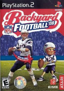Backyard Football '08 PS2 Game