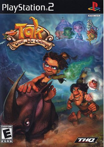 Tak and the Great Juju Challenge PS2 Game