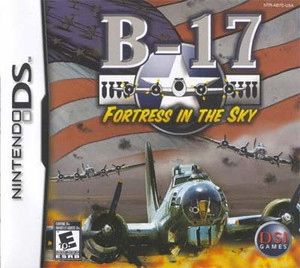 B-17 Fortress In The Sky - DS Game