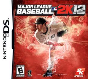 Major League Baseball 2K12 - DS Game