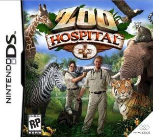 Zoo Hospital - DS Game