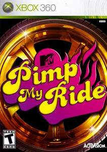 Pimp My Ride - Xbox 360 Game
