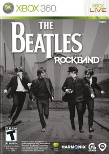 The Beatles Rock Band - Xbox 360 Game