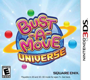 Bust a Move Universe - 3DS Game