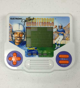 John Elway's Football - Handheld Tiger Game