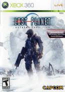 Lost Planet Colonies Edition - 360 Game