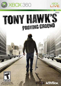Tony Hawk's Proving Ground - Xbox 360 Game