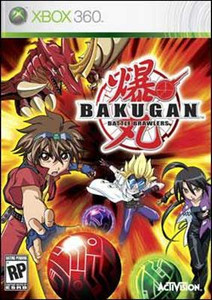 Bakugan Battle Brawlers - Xbox 360 Game