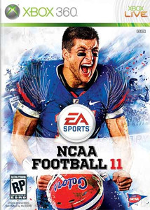 NCAA Football 11 - 360 Game