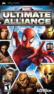 Marvel Ultimate Alliance - PSP Game