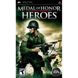 Medal of Honor Heroes - PSP Game