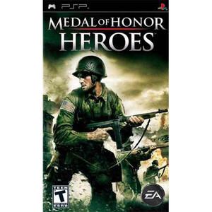 Medal of Honor Heroes - PSP Game