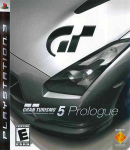 Gran Turismo 5 Prologue - PS3 Game