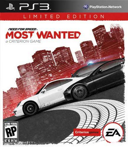 Need For Speed Most Wanted Limited Edition - PS3 Game