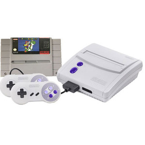 SNES Mini World Pak