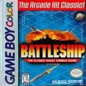 Battleship (Black) - Game Boy Game