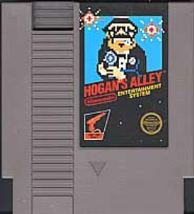 Hogan's Alley Famicom Converter - NES Game