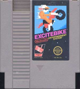Excitebike Famicom Converter - NES Game