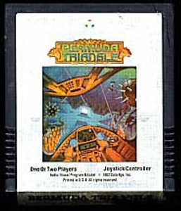 Bermuda Triangle - Atari 2600 Game