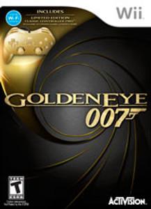 GoldenEye 007 Box Set - Wii Game