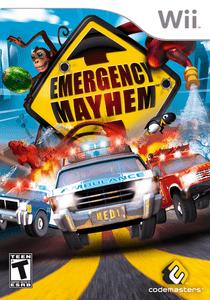 Emergency Mayhem - Wii Game