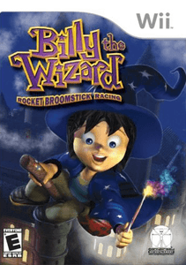 Billy the Wizard - Wii Game