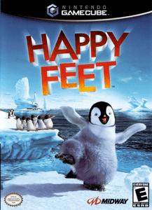 Happy Feet - GameCube Game