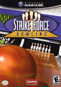 Strike Force Bowling - GameCube Game