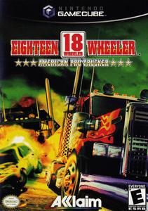 Eighteen Wheeler American Pro Trucker - GameCube Game
