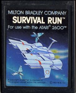Survival Run - Atari 2600 Game