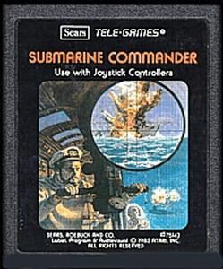 Submarine Commander - Atari 2600 Game