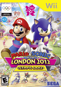 Mario and Sonic at the London 2012 Olympic Games - Wii Game