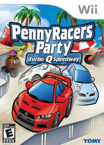 Penny Racers Party - Wii Game