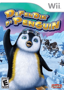Defendin' De Penguin - Wii Game
