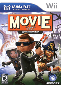 Movie Games - Wii Game