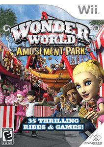 Wonder World Amusement Park - Wii Game
