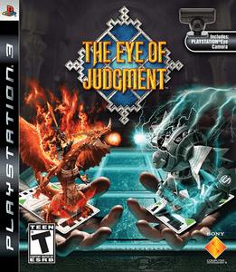 Eye of Judgment PS3 Game
