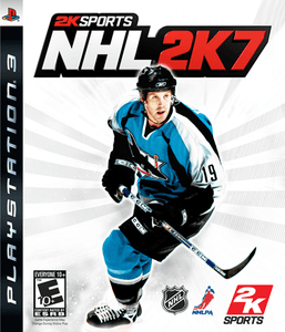 NHL 2K7 - PS3 Game