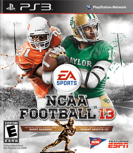 NCAA Football 13 - PS3 Game