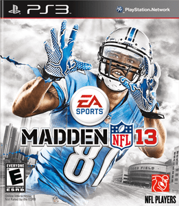 Madden NFL 13 - PS3 Game