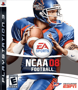NCAA 08 Football PS3 Game