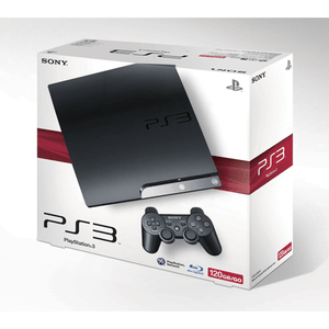 PlayStation 3 (PS3) 120 GB System- Complete in Box