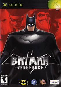 Batman Vengeance - Xbox Game