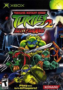 Teenage Mutant Ninja Turtles 2 Battlenexus - Xbox Game