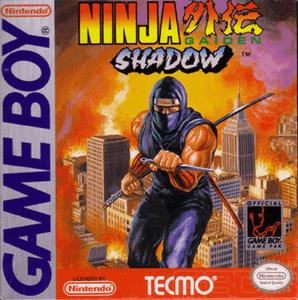 Ninja Gaiden Shadow - Game Boy Game