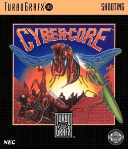 Cyber-Core - Turbo Grafx 16 Game