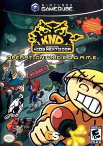 Codename Kids Next Door Operation Videogame - Gamecube Game