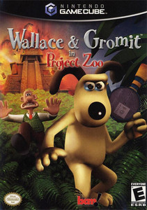 Wallace & Gromit Project Zoo - Gamecube