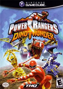 Power Rangers Dino Thunder - Gamecube Game