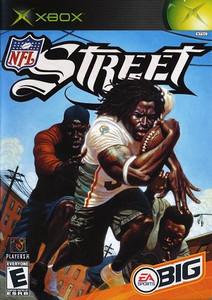 NFL Street - Xbox Game